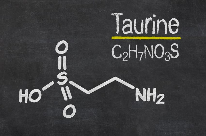 Taurine composition