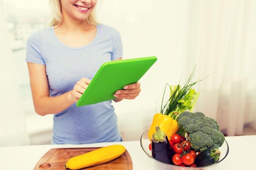 Vegan food research