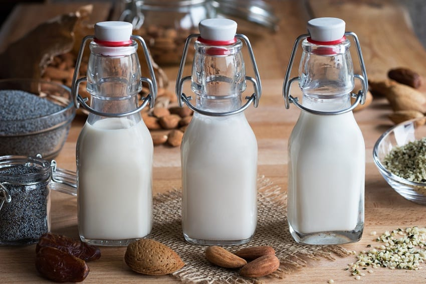 Vegan Friendly Milks