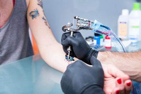 Tattoo Artist 450