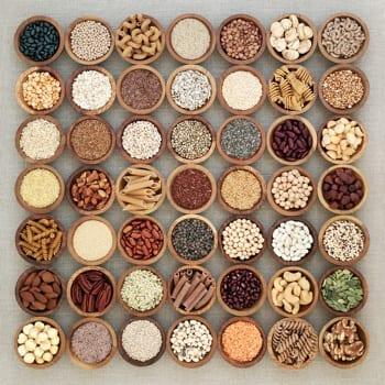 Vegan foods high in protein