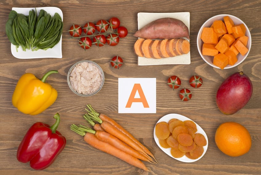 Vitamin A Sources