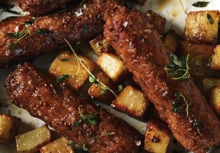 Linda McCartney Vegan Sausages