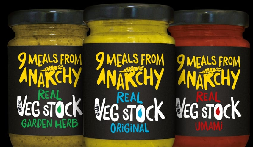 Vegan stock