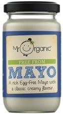 Geo Organics, Organic Vegan Mayonnaise