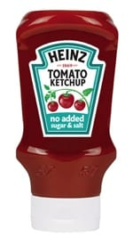 Heinz No Added Sugar
