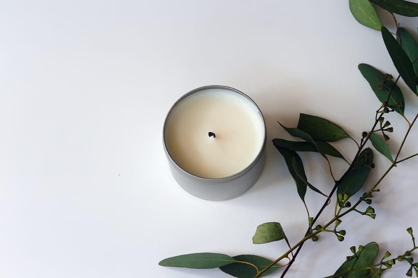 Eucalyptus Soy Wax Candle