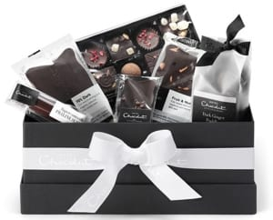 The All Dark Chocolate Gift Hamper by Hotel Chocolat