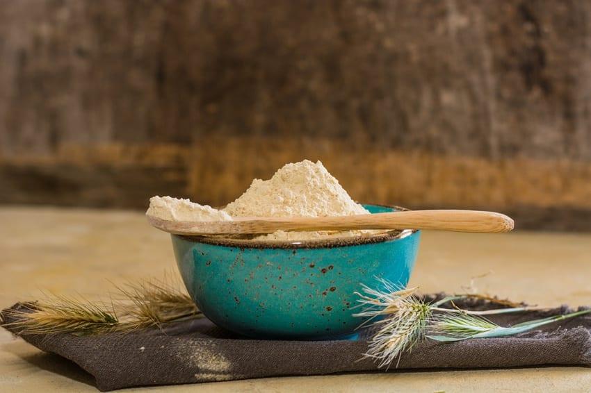 Gluten Flour with High Protein Index