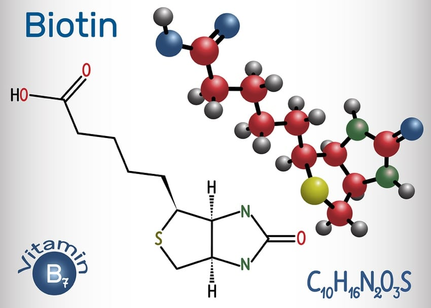 Biotin Chemical Composition