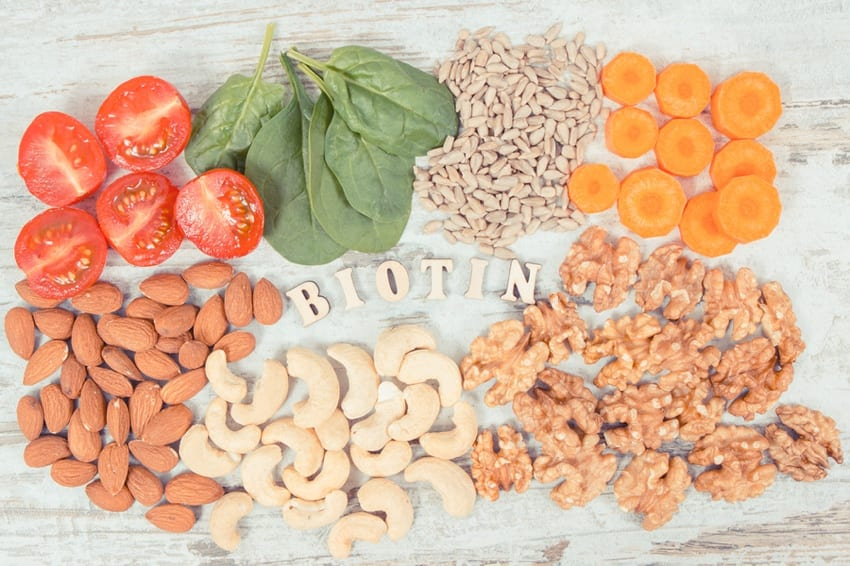 sources of biotin vegan diet