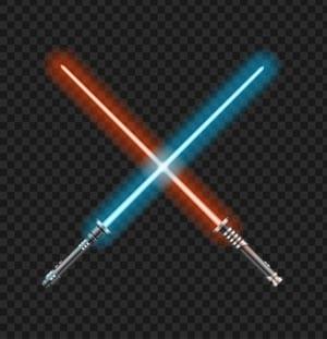 Jedi swords