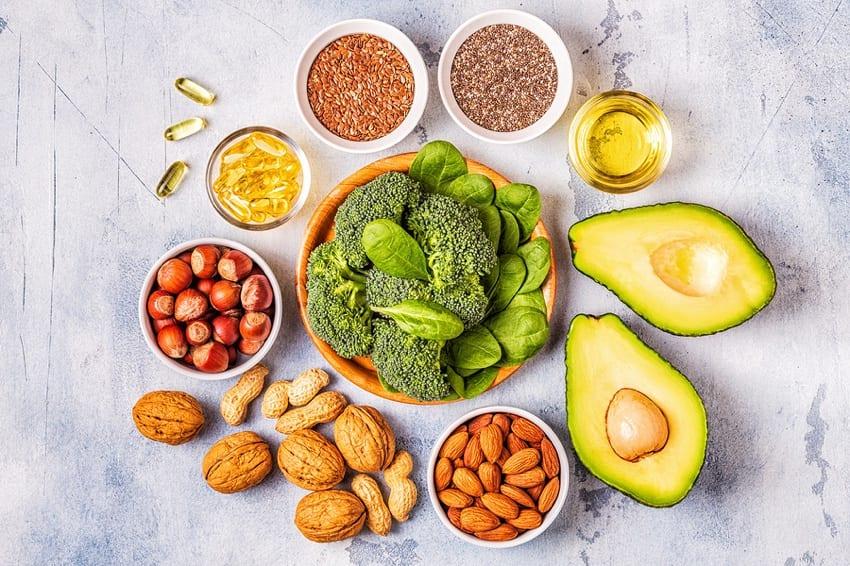 Vegan Keto Foods