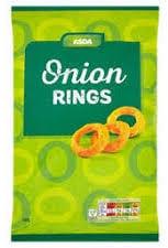ASDA Onion Rings are vegan!
