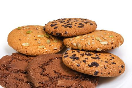 Cookie selection