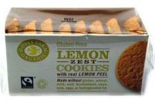 Dove's Farm Lemon Zest Cookies