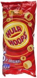Hula Hoops Original are vegan!