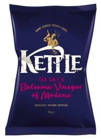 Kettle Sea Salt & Balsamic are vegan!