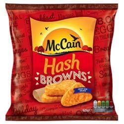The trusty McCain Hash Brown is vegan!
