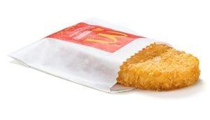 McDonald's Hash Brown