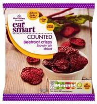 Morrisons Beetroot Crisps are vegan!