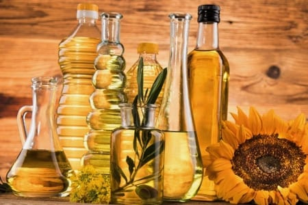 Selection of cooking oil