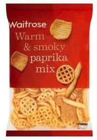 Waitrose Paprika Mix is vegan