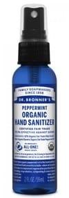 Dr Bronner's Hand Sanitizer