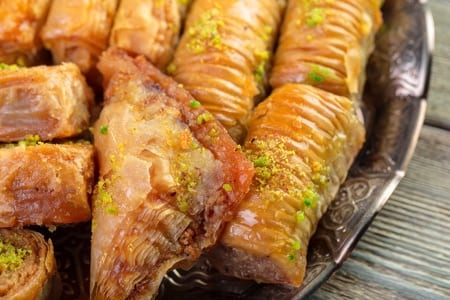 Is Baklava Vegan Veganfriendly Org Uk
