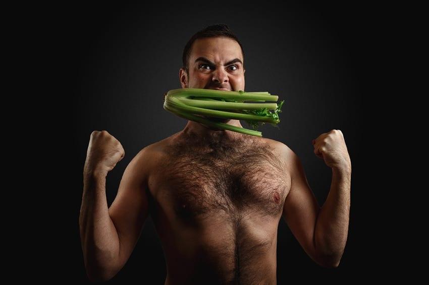 Vegan Testosterone