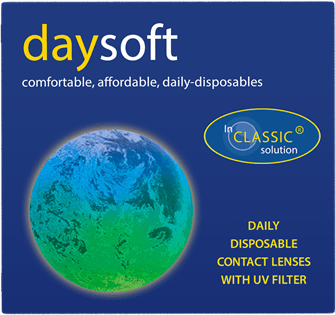 Daysoft lenses