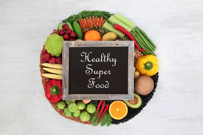 Healthy super food