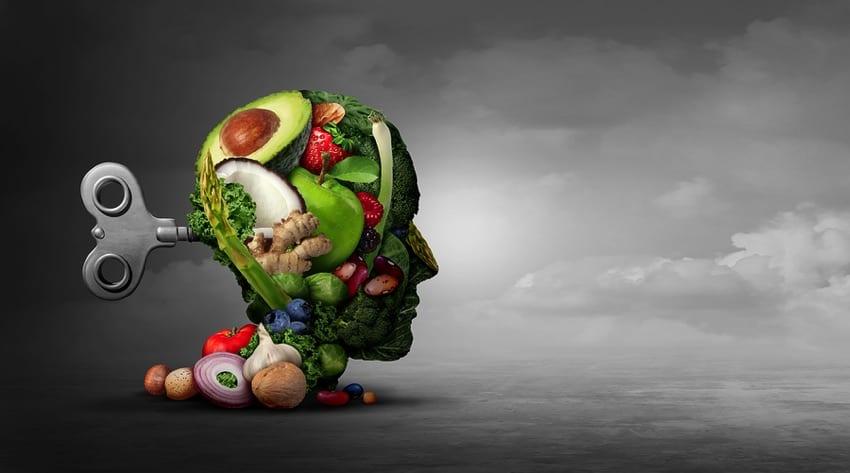 Vegan brain food