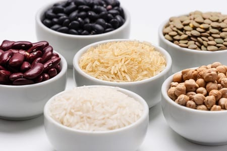 Foods with lectins