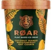 Roar Coconut Mango Passion Fruit Oat Cookie