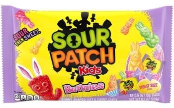 Sour Patch Kids Bunnies