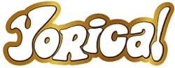 Yorica! ice cream logo