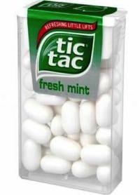 Tic Tacs Fresh Mint