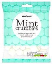 Waitrose Mint Crumbles