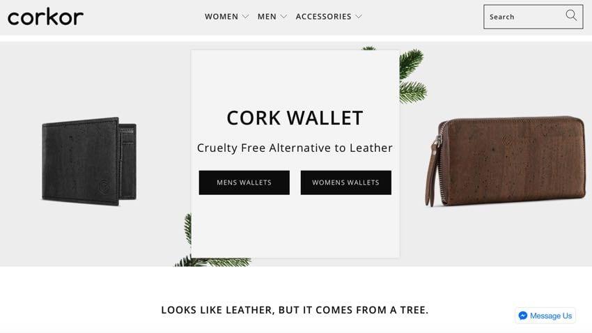 Corkor screenshot