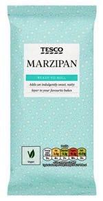 Tesco Marzipan