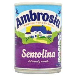 Semolina Ambrosia