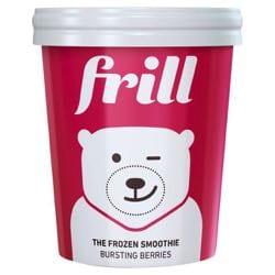 Frill sorbet