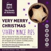 Foods of Athenry Mince Pies