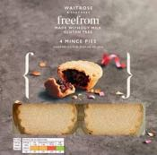 Waitrose FreeFrom Mince Pies
