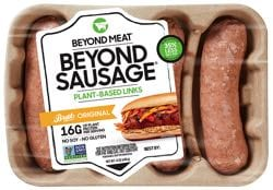 BeyondMeat Plant Based Sausages