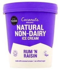 Coconuts Organic Vegan Ice Cream