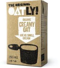 Oatly! Single Cream
