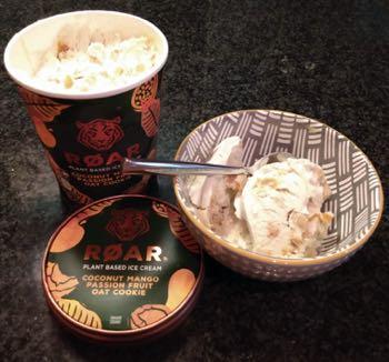 Roar Ice Cream Taste Test