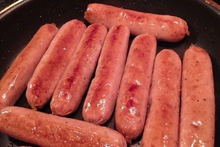 Tesco Meat Free Chipolatas